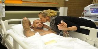 Felipe Melo Ameliyattan Çıktı