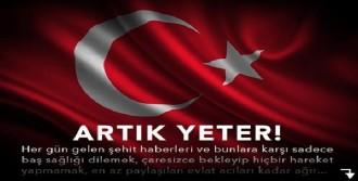 Fenerbahçe: 'Artık Yeter'