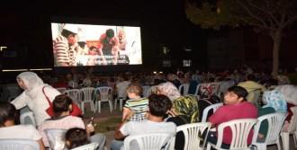 Festivalde 100 Bin Kişi Film İzledi