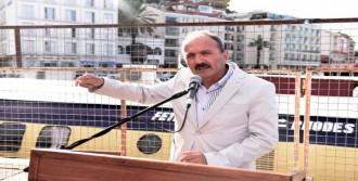 Fethiye'de Beddualı İskele Teslimi