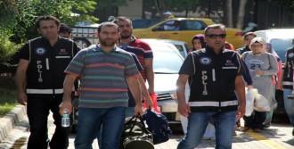 Fethiye'de FETÖ Operasyonuna 3 Tutuklama