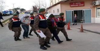 FETÖ'cü Akademisyen Çift Yunanistan'a Kaçarken Yakalandı