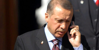 Erdoğan'dan Flaş Telefon