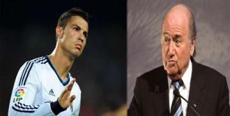 FIFA Başkanı Ronaldo'dan Özür Diledi