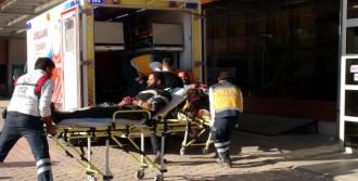 Fırat Kalkanı'nda Yaralanan 7 Öso Askeri Kilis'e Getirildi