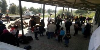 91 kaçak İle 3 organizatör yakalandı