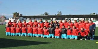 Futbolun Master ve Veteranları Bodrum'da Buluştu