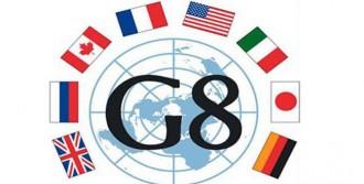 G8 Liderlerinden Suriye'ye Yardım Sözü
