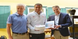 Galatasaray, Çalışmalarını Tamamladı