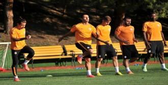 Galatasaray, Eskişehirspor Maçı Hazırlıklarını Sürdürüdü