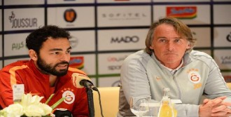 Galatasaray Arabistan'da