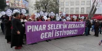Pınar Selek'e Destek Eylemi