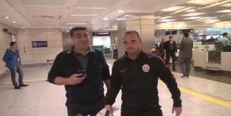 Galatasaray'a Taraftar Tepkisi