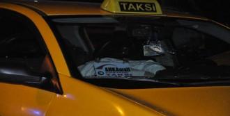 Ankara'da Taksici Cinayeti