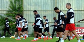 Gaziantepspor, Beşiktaş Maçına Hazırlanıyor