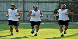Gaziantepspor Çalışmalara Başladı