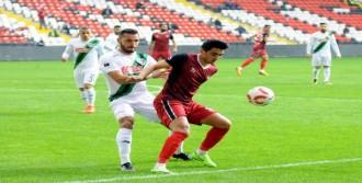 Gaziantepspor - Denizlispor: 0-0