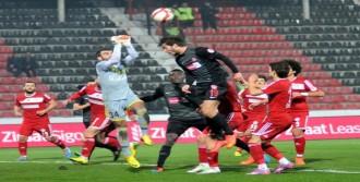 Gaziantepspor 2 - 2 Tuzlaspor