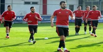 Gaziantepspor'da Galatasaray Maçı Hazırlıkları Sürüyor