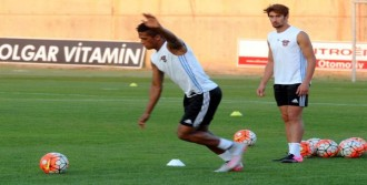 Gaziantepspor'da Hedef; Galatasaray Maçından Galip Gelmek