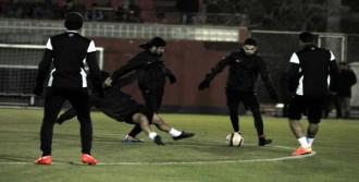 Gaziantepspor'da Sivasspor Mesaisi