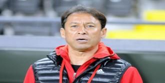 Gaziantepspor'da Teknik Direktör Değişti