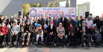 47 Engelliye Tekerlekli Ve Akülü Sandalye