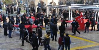 Gaziantep'te Gıyabi Cenaze Namazı