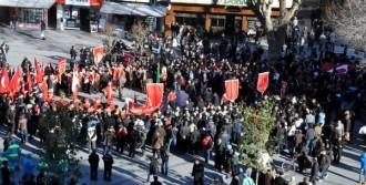 Gaziantep'te 'Ecdadının İzinden' Yürüyüşü