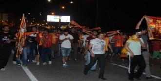 Galatasaray'ın Şampiyonluğu Kutlandı
