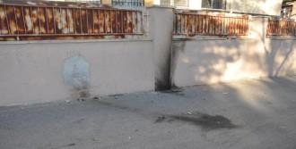 Gaziantep'te Molotof Kokteylli Saldırı