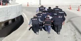 Pkk Operasyonuna 4 Tutuklama