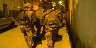 PKK Operasyonuna 7 Tutuklama