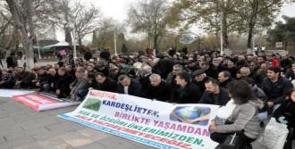 STK'lardan Maraş Protestosu