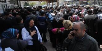 Gaziantep'te TOKİ'ye Başvuru Yoğunluğu