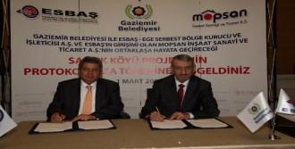Gaziemir'e 'Sağlık Köyü' Müjdesi