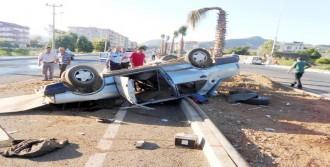 Antalya'da 2 Ayrı Kazada 1 Kişi Öldü