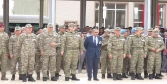 Genelkurmay Başkanı Akar, Nusaybin'de