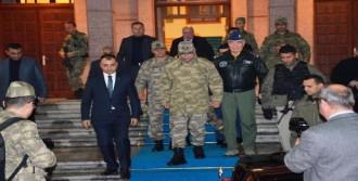 Genelkurmay Başkanı Akar Malatya'da