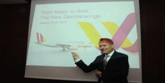 Germanwıngs Havayolları Türkiye Seferlerini Artırıyor