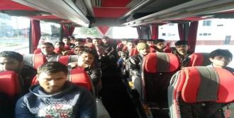 Aydın'da 23 Mülteci Yakalandı