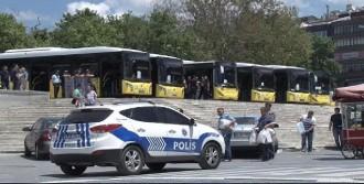 Gezi Parkı'na Giriş Yasağına Tepki