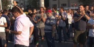 Gezi Parkı'nda Arbede