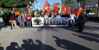 'Gezi' Sanıkları Hakim Karşısında