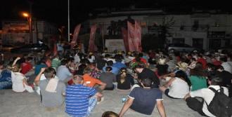 Gezi'de Tutuksuz Yargılama Kararı