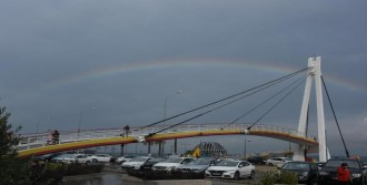 Gökkuşağı Köprü İle Bütünleşti