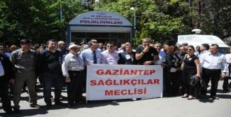 Öldürülen Doktor Ersin Arslan Anıldı