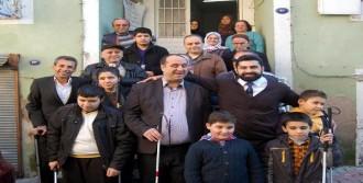 Görme Engelliler Duyarlılık Bekliyor