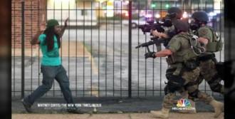 ABD Polisi Şimdi Taktik Değiştirdi