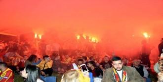 Göztepe'de Büyük Coşku